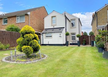 Thumbnail 3 bed detached house for sale in Marlborough Road, Ashford