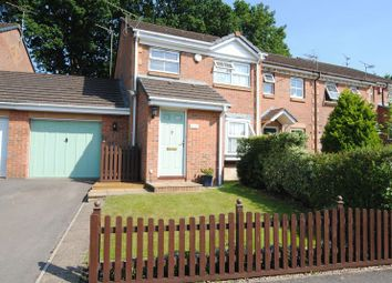 Thumbnail 3 bed end terrace house for sale in Hatch Mead, West End, Southampton