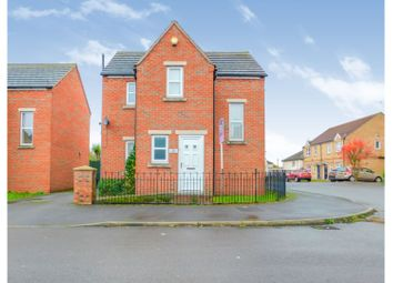 3 bed detached house for sale in Greyfriars Close, Scunthorpe DN17