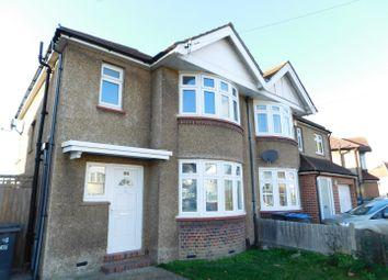 Thumbnail 3 bedroom property to rent in Raeburn Avenue, Berrylands, Surbiton