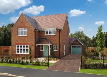 Thumbnail 4 bedroom detached house for sale in Sanderson Manor, Church Road, Hauxton, Cambridge