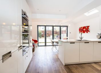 Thumbnail 3 bedroom terraced house for sale in Binns Road, London