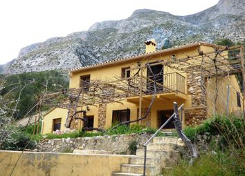 Thumbnail 3 bed villa for sale in Country Side, Mountains, Sella, Alicante, Valencia, Spain