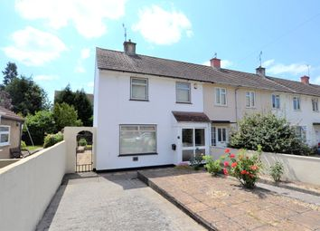 Thumbnail 2 bed end terrace house for sale in Loveringe Close, Bristol