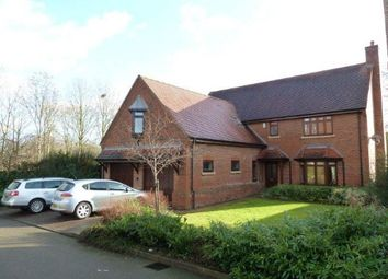 Thumbnail 5 bed detached house to rent in Hayman Rise, Grange Farm, Milton Keynes