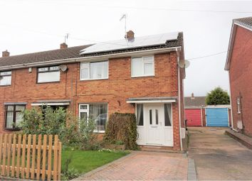 Thumbnail 3 bed semi-detached house for sale in Briargate, Cotgrave