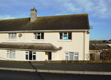 Thumbnail 2 bed flat for sale in Grenville Road, Falmouth