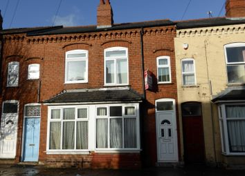 3 bed terraced house to rent in Kitchener Road, Selly Park, Birmingham, West Midlands B29