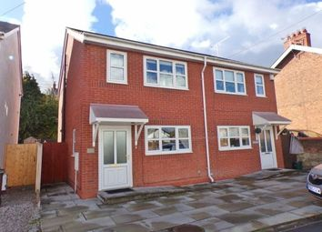 Thumbnail 3 bed semi-detached house to rent in High Street, Bagillt