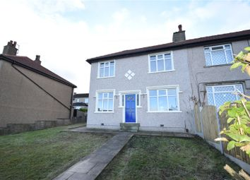 Thumbnail 3 bed semi-detached house for sale in Sunnyhill Avenue, Keighley, West Yorkshire