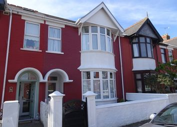 Thumbnail 4 bed terraced house for sale in Park Avenue, Porthcawl