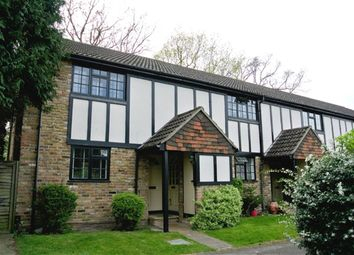 Thumbnail 1 bed flat to rent in Limebush Close, New Haw, Addlestone, Surrey