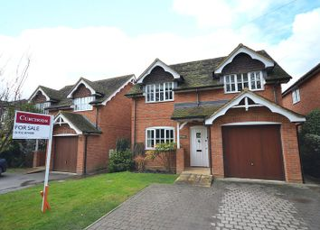 Thumbnail 4 bed detached house for sale in Spratts Lane, Ottershaw, Chertsey