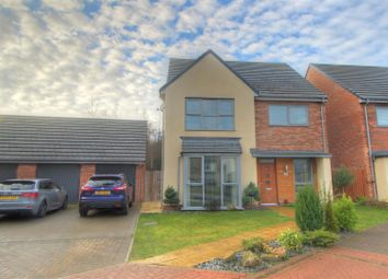 Thumbnail 4 bedroom detached house for sale in Watergate, Elba Park, Houghton Le Spring