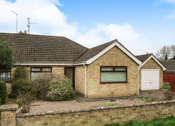 Thumbnail 2 bed semi-detached bungalow for sale in Gladstone Street, Bourne