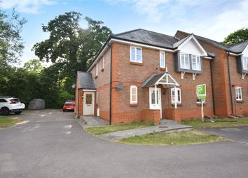 Thumbnail 2 bed maisonette for sale in Woodland Crescent, Farnborough, Hampshire