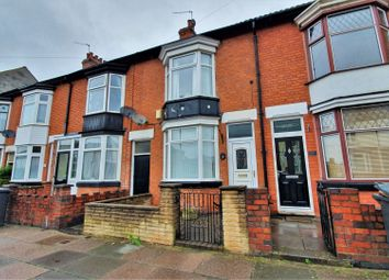 2 bed terraced house for sale in Duncan Road, Aylestone, Leicester LE2