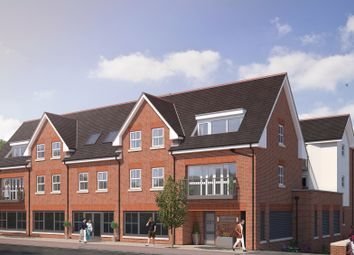Thumbnail 2 bedroom flat for sale in 201 Watling Street Radlett, Radlett