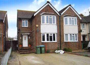 3 bed end terrace house for sale in Harwood Road, Littlehampton, West Sussex BN17