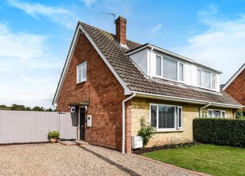 Thumbnail 3 bed end terrace house for sale in St. Peters Road, Wellsbourne