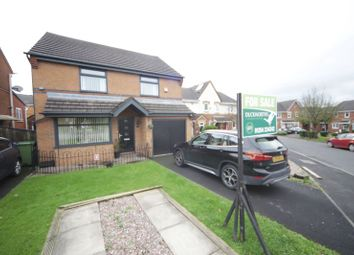 Thumbnail 3 bed detached house for sale in Whittlewood Drive, Accrington