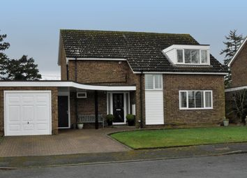 Thumbnail 4 bed property for sale in The Poplars, Brantham, Manningtree