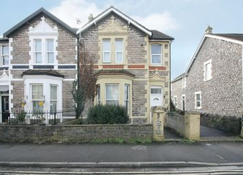 Severn Road, Weston-Super-Mare BS23. 2 bed flat for sale