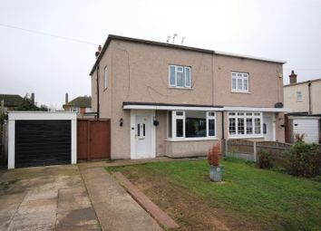 Thumbnail 3 bed semi-detached house for sale in Thomas Bata Avenue, East Tilbury