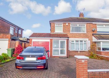 Thumbnail 3 bed semi-detached house for sale in Green Vale Grove, Stockton-On-Tees