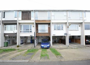 Thumbnail 3 bed town house to rent in Felicia Way, Chadwell St Mary, Essex
