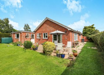 Thumbnail 3 bed detached bungalow for sale in Mill Road, Worlingworth, Woodbridge