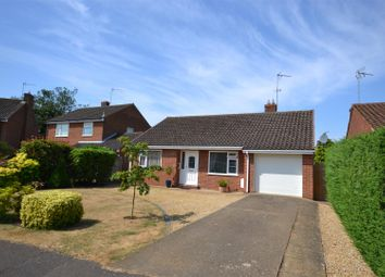 Thumbnail 2 bed detached bungalow for sale in Old Hall Drive, Dersingham, King's Lynn