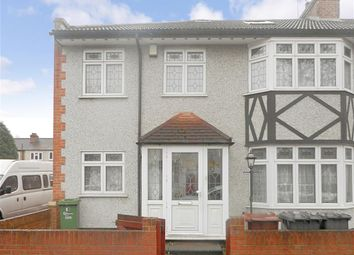 Thumbnail 5 bedroom end terrace house for sale in Kenneth Road, Chadwell Heath, Essex