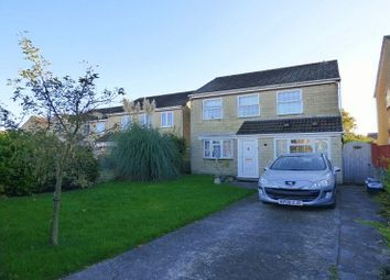 Thumbnail 3 bed detached house for sale in Sunningdale Road, Worle, Weston-Super-Mare