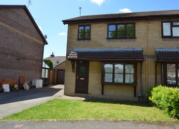 Thumbnail 3 bed semi-detached house to rent in Kirton Close, Cardiff