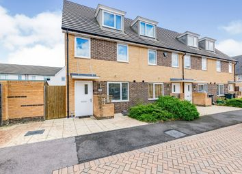 Solebay Way, Gosport PO13. 3 bed end terrace house
