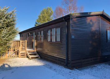 Thumbnail 2 bedroom mobile/park home for sale in Loch Garten Chalet Park, Boat Of Garten