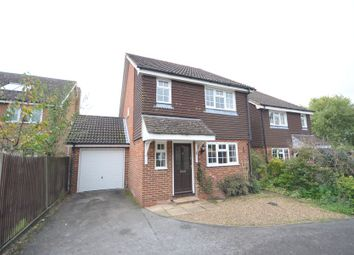 Thumbnail 3 bed detached house to rent in Cranesfield, Sherborne St John