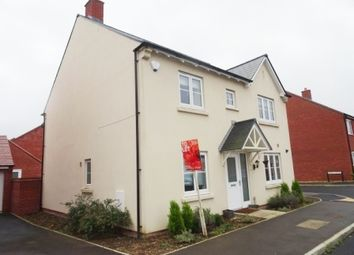 Thumbnail 4 bed detached house to rent in Symphony Road, Cheltenham