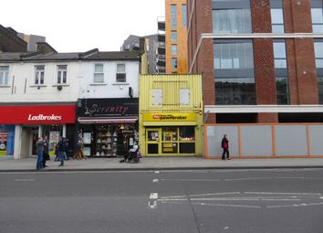 Thumbnail Retail premises for sale in Barking Road, Canning Town
