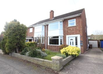 Thumbnail 3 bed semi-detached house for sale in Ambrose Close, St Johns, Worcester