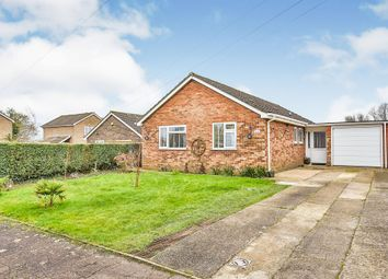 Thumbnail 2 bed bungalow for sale in Bull Close, East Tuddenham, Dereham
