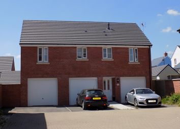 Thumbnail 1 bed detached house for sale in Maes Meillion, Coity, Bridgend.
