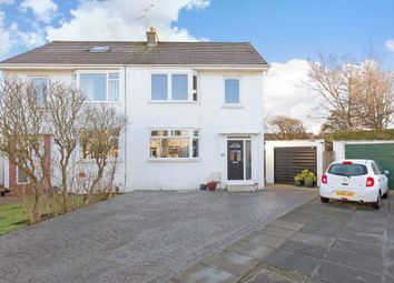 Thumbnail 3 bed semi-detached house for sale in Silverknowes Parkway, Edinburgh