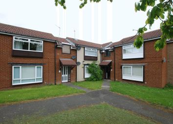 Thumbnail 1 bed flat for sale in Beaminster Way, Newcastle Upon Tyne