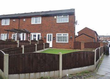Thumbnail 2 bed end terrace house for sale in Sutton Drive, Droylsden, Manchester