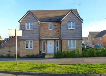 Thumbnail 4 bed detached house to rent in Kestrel Way, Leighton Buzzard