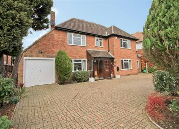 Thumbnail 5 bed detached house for sale in Highfield Drive, Ickenham