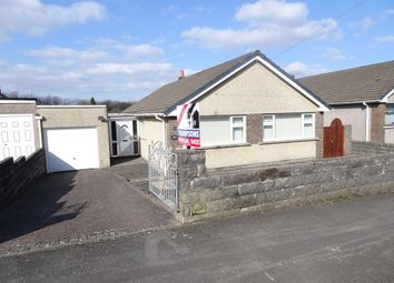 Thumbnail 3 bed bungalow for sale in Heol Maendy, North Cornelly