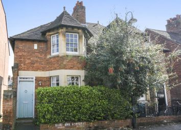 Thumbnail 2 bed semi-detached house for sale in Plantation Road, Oxford